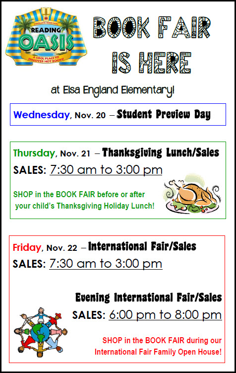 11-12-2013 book fair flyer thumbnail