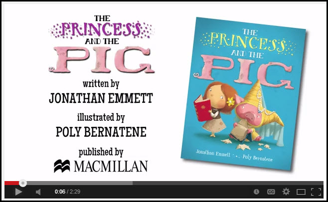 princess-and-the-pig Video