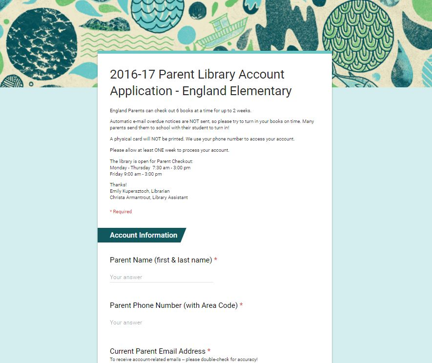 16-17 Form Screenshot